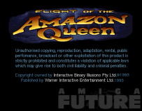 Flight Of The Amazon Queen