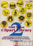 Gold Vision ClipArt Library 2